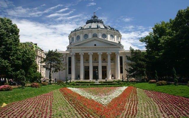 Bucharest image