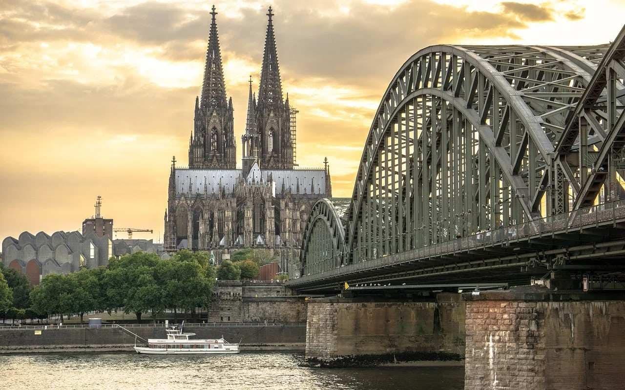 Cologne image