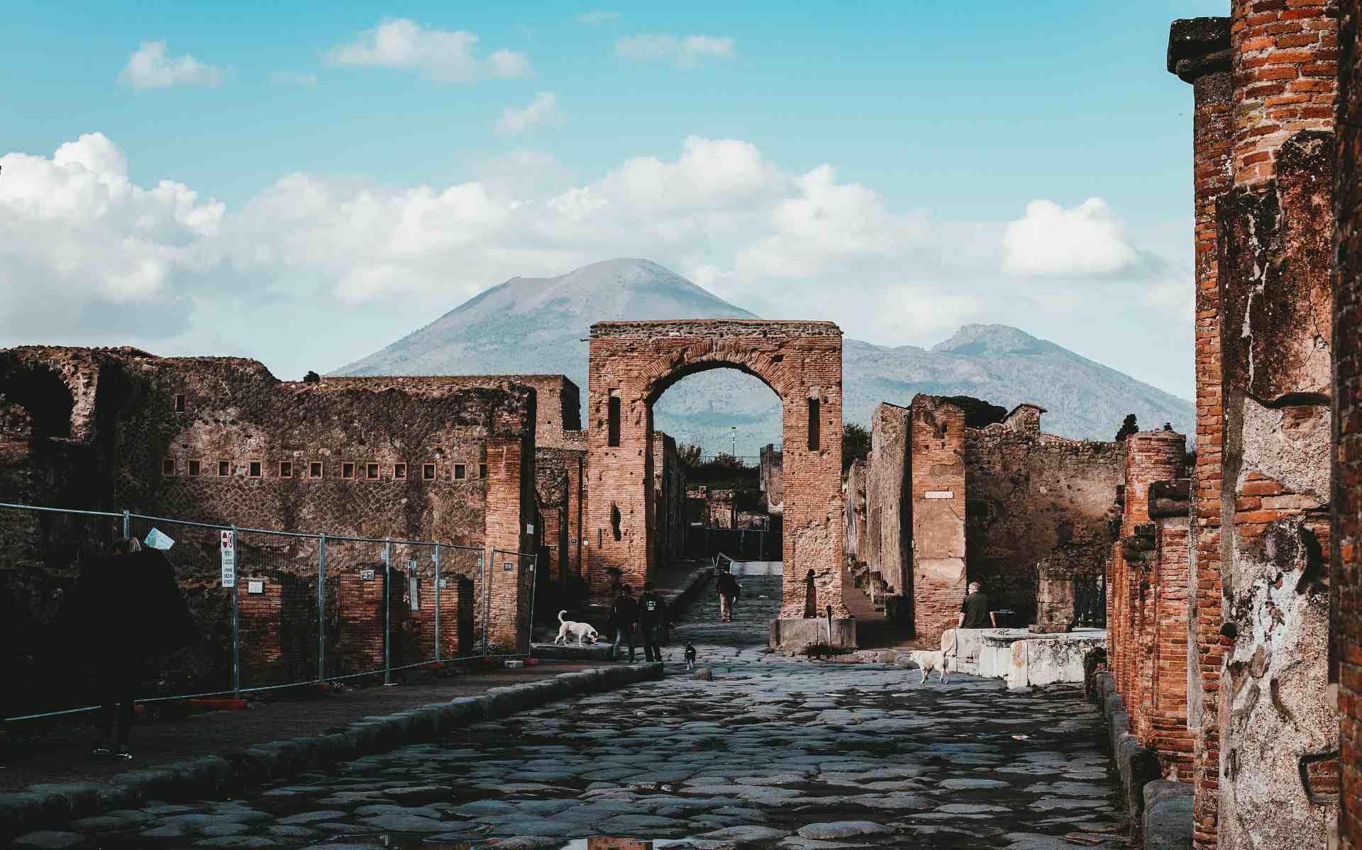 Pompei image