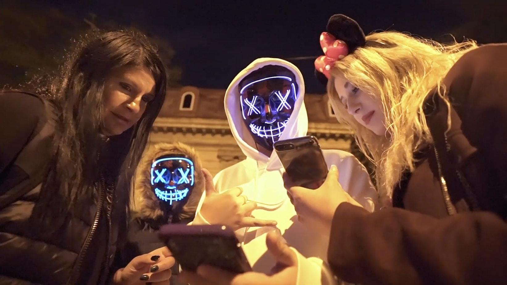 Ghosts of Barcelona: Night Walk