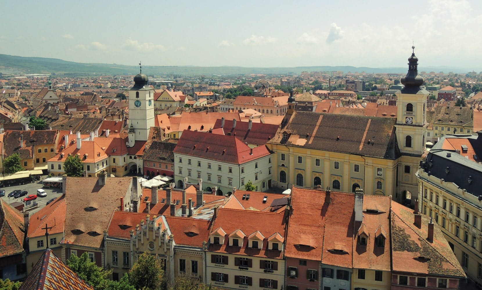 Medieval Sibiu: Hidden Stories of the 7 Towers image