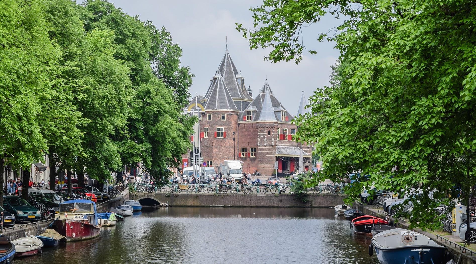 Old Town Amsterdam: Old Sailor Secrets image
