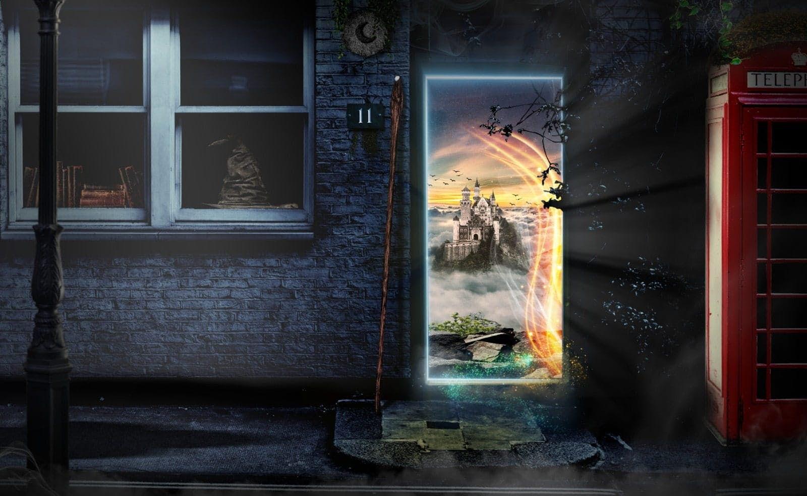 Magic London: The City of Harry Potter image