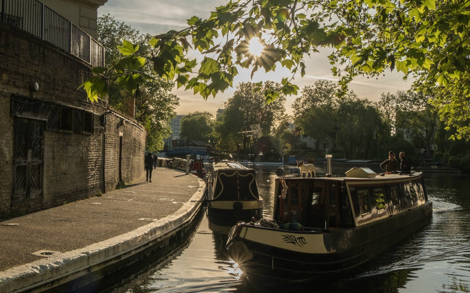 Highlights of Little Venice: Magical London image