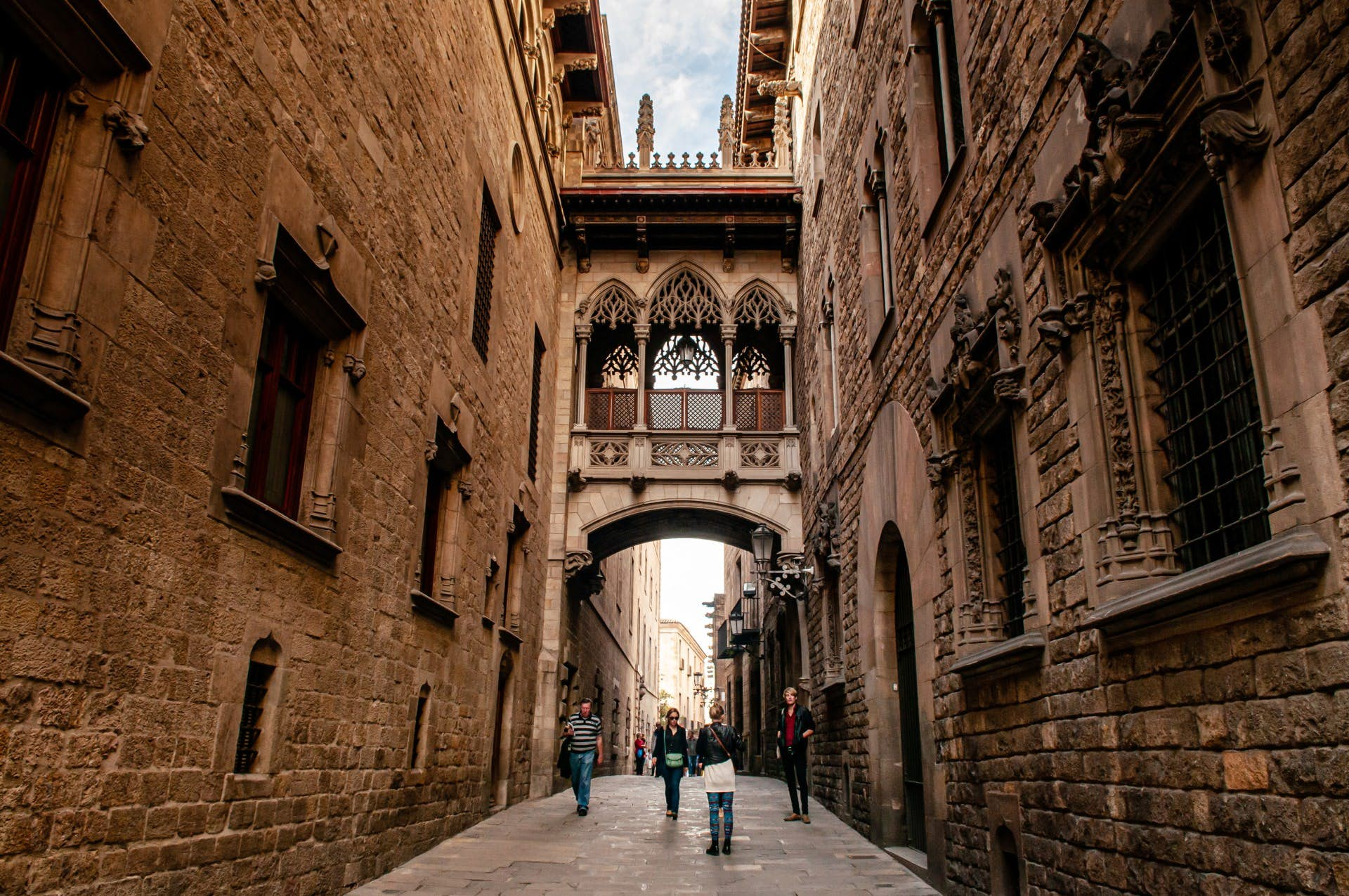 Ghosts of Barcelona: The Haunting Stories image