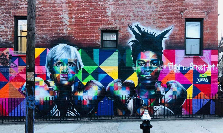 Street Art Brooklyn, New York: Grafitti Land image