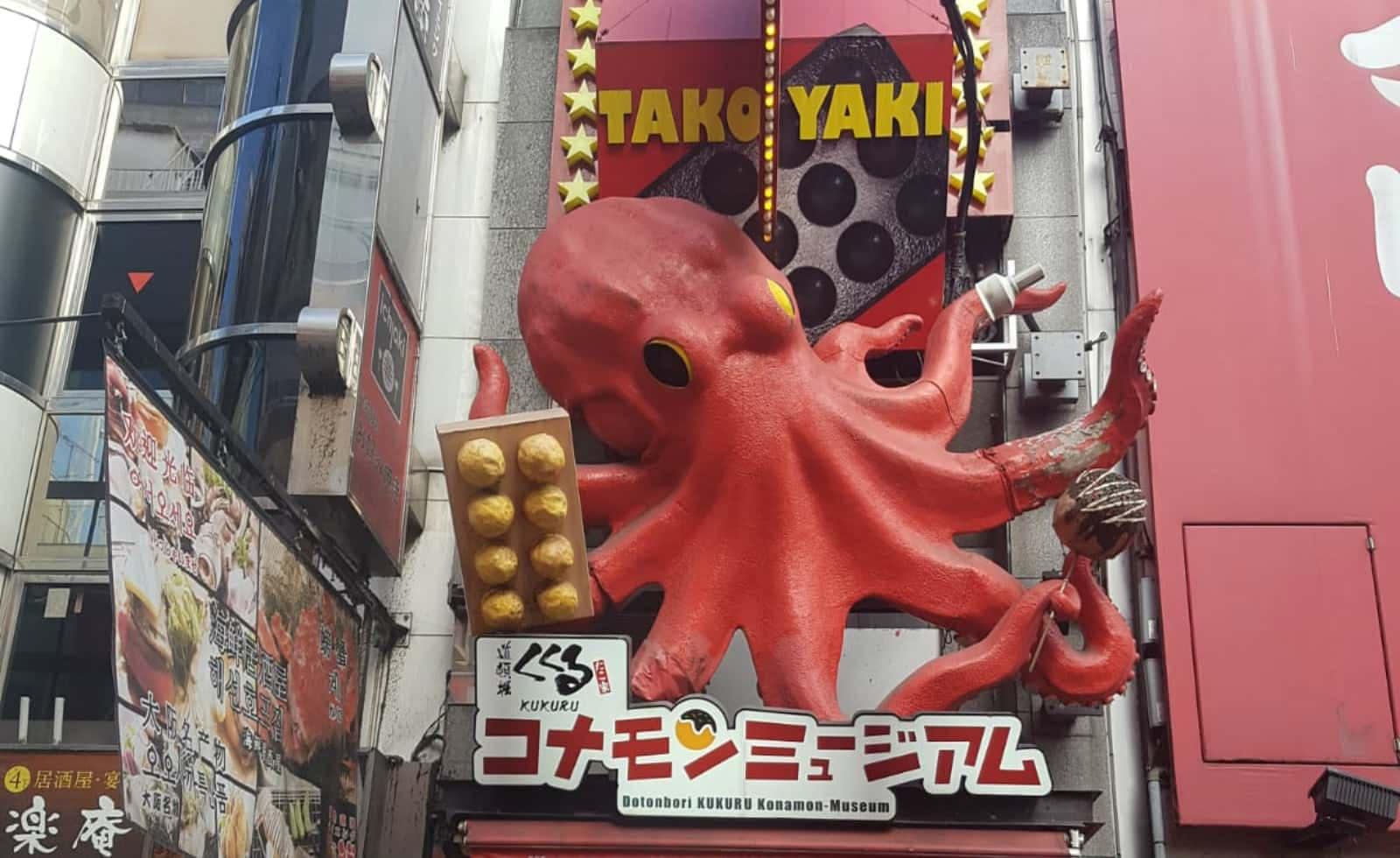 Osaka Food Origins  image