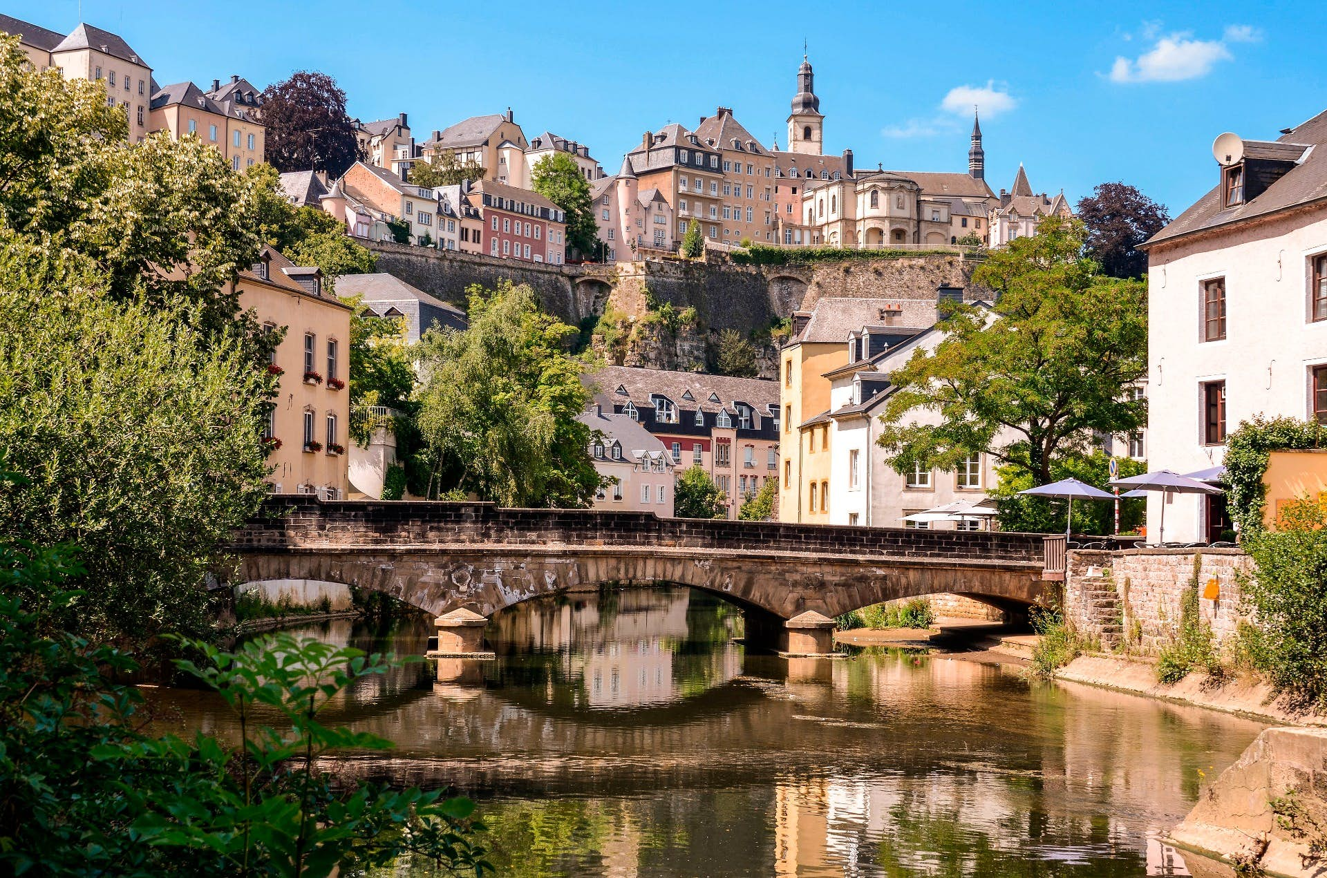 Romantic Luxembourg: Remember your love image