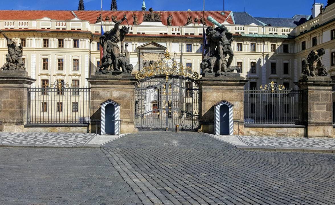 Prague Castle Quest image