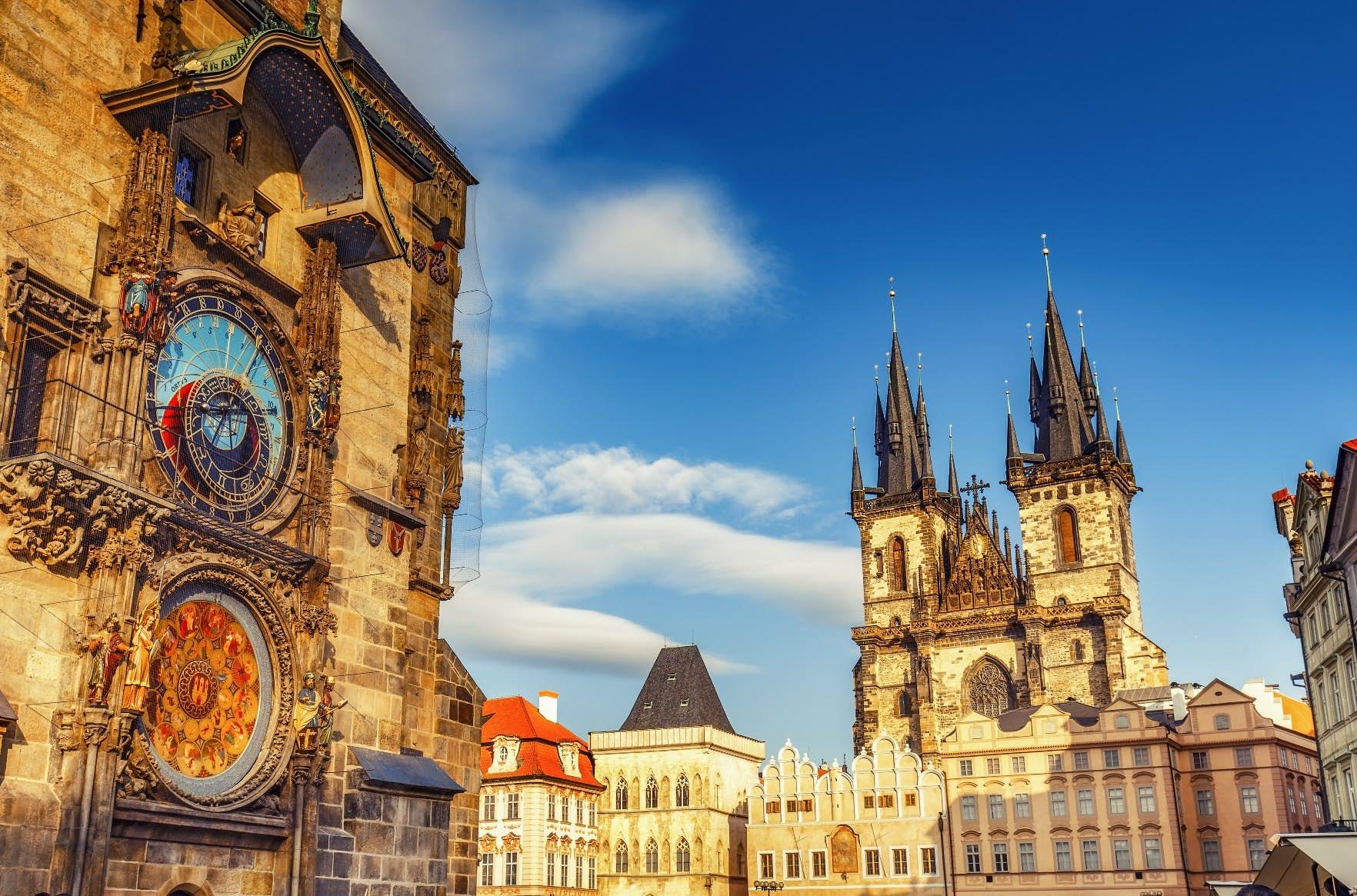 Prague Highlights & Castle: Crown Jewels image