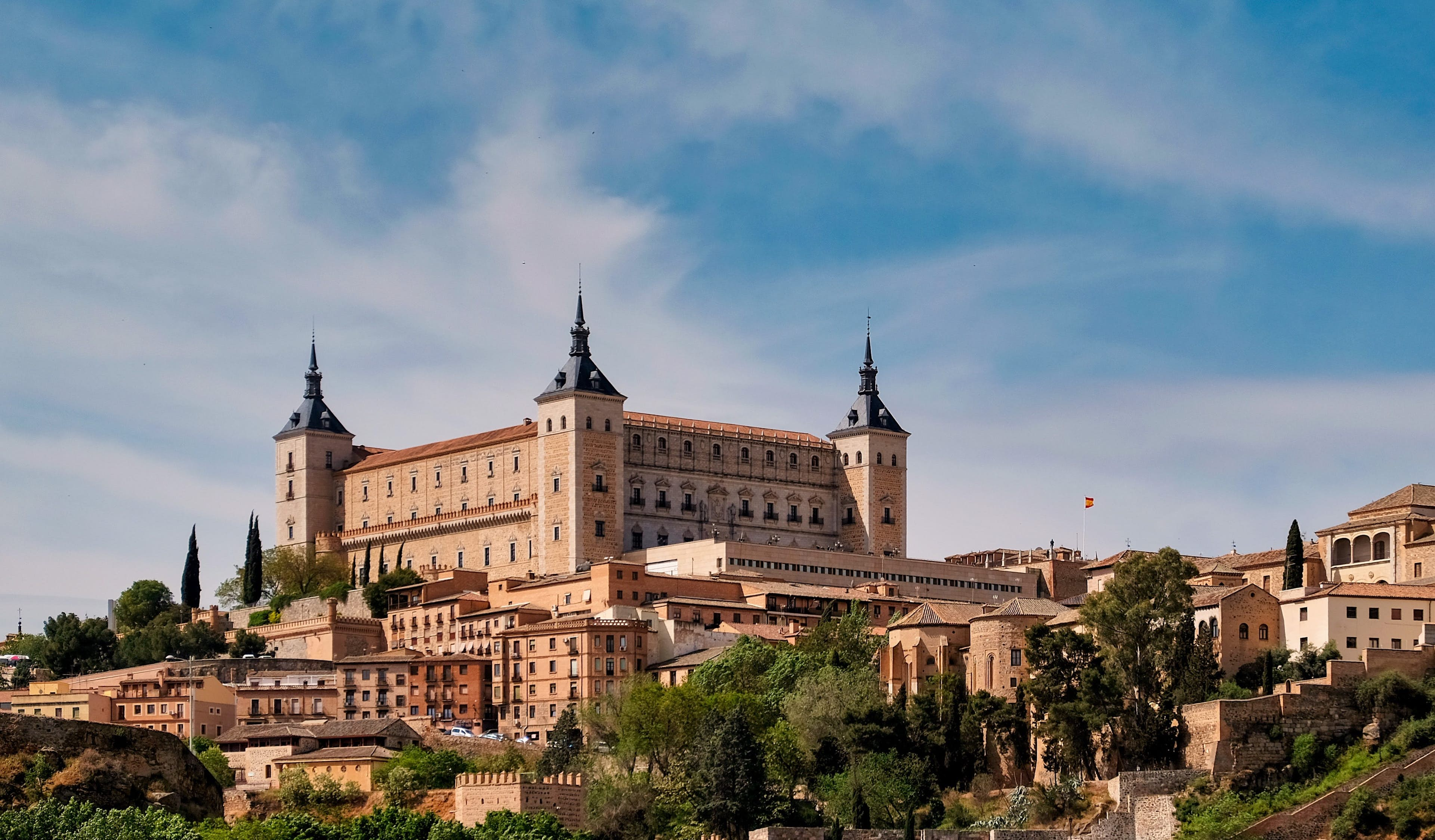 Medieval Toledo: The City of Three Cultures image