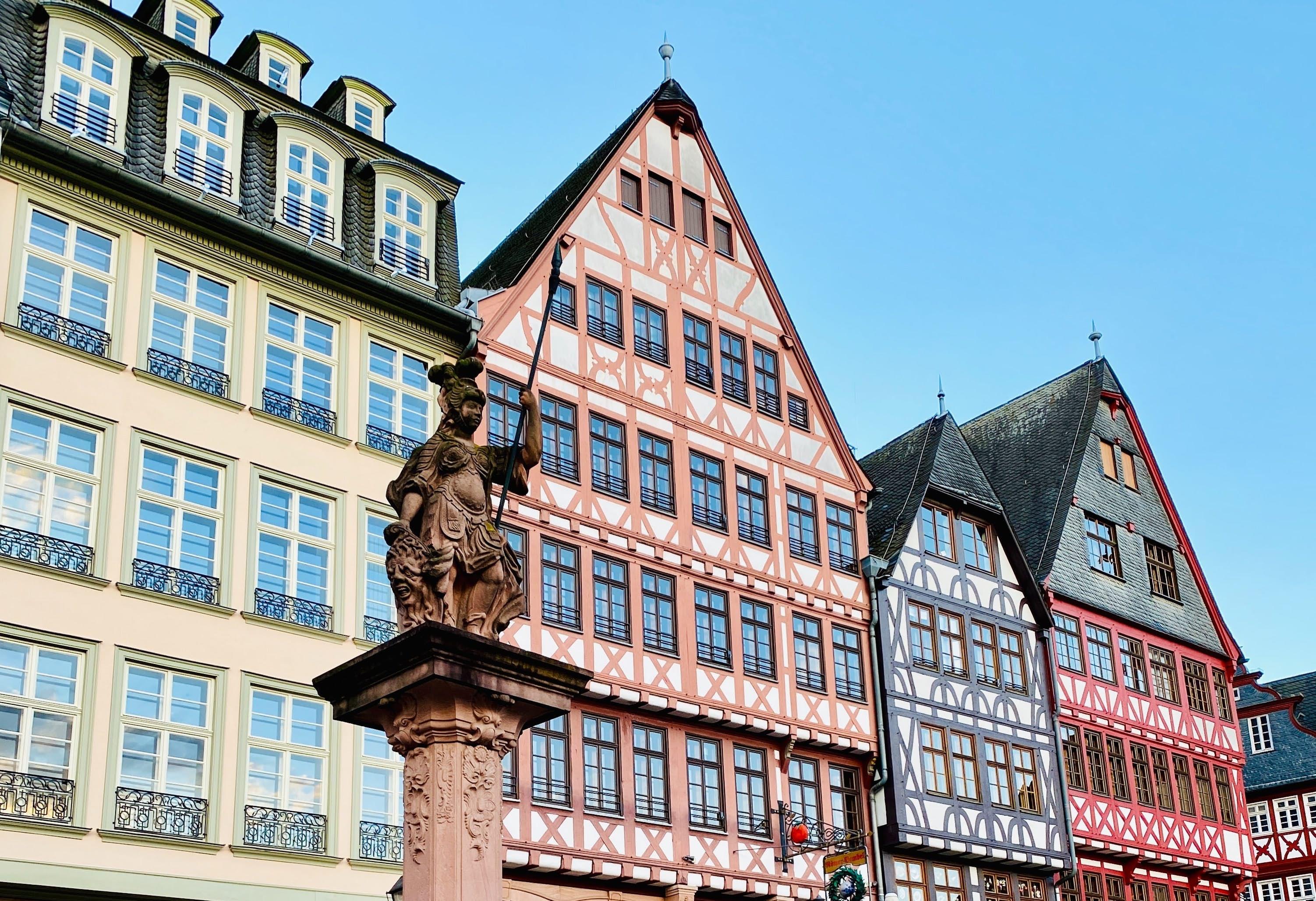 Old Town Frankfurt: The Missing Treasure image