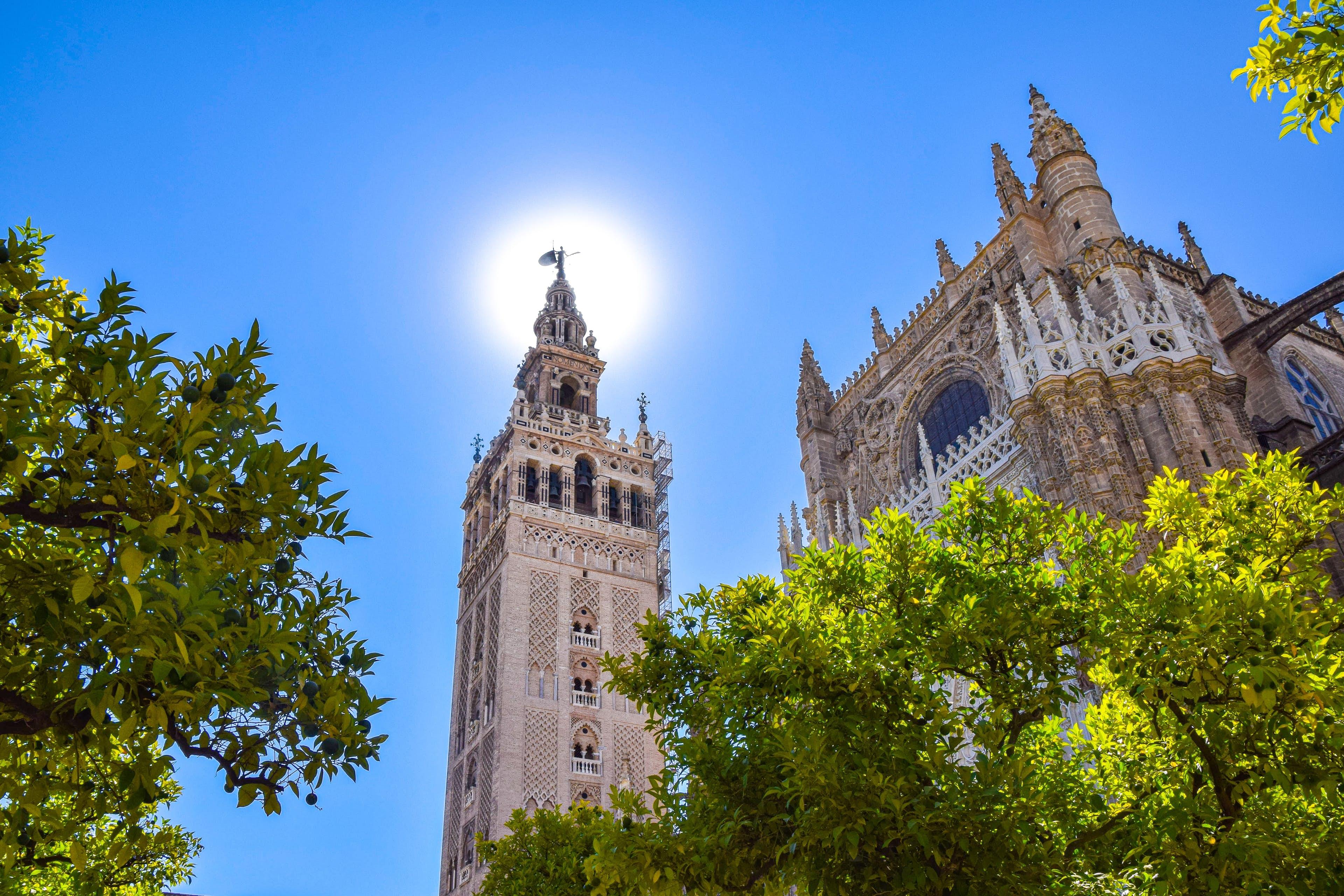 Seville Old Town: The Inheritance image
