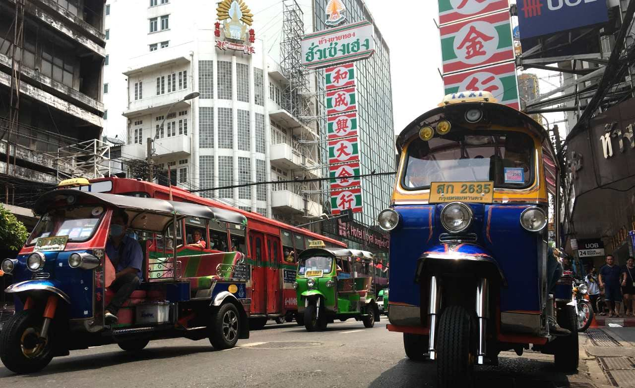 The Chinatown Mystery: Time Traveling in Bangkok image