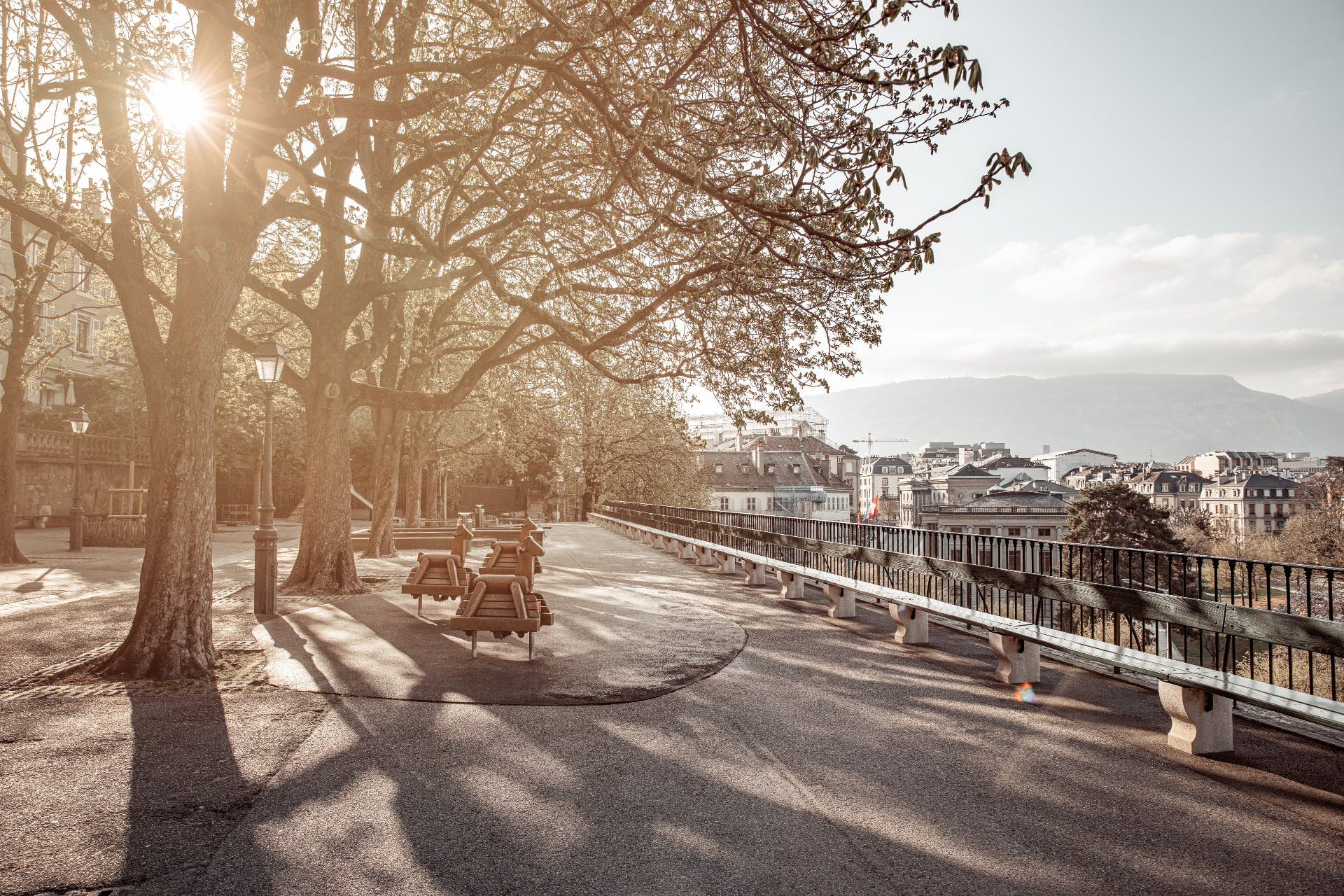 Geneva Highlights: Zombie Run image