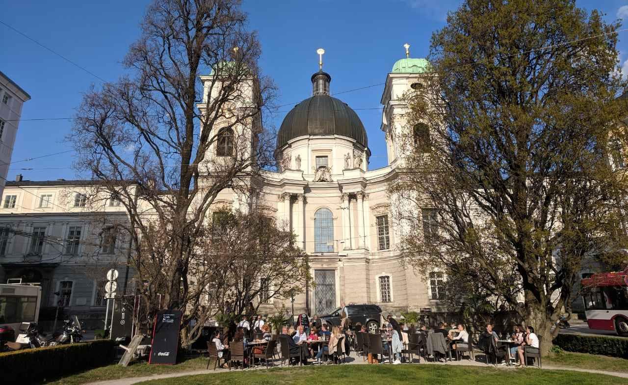 Mozart's Salzburg image