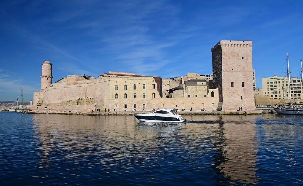 Marseille Sea District  image