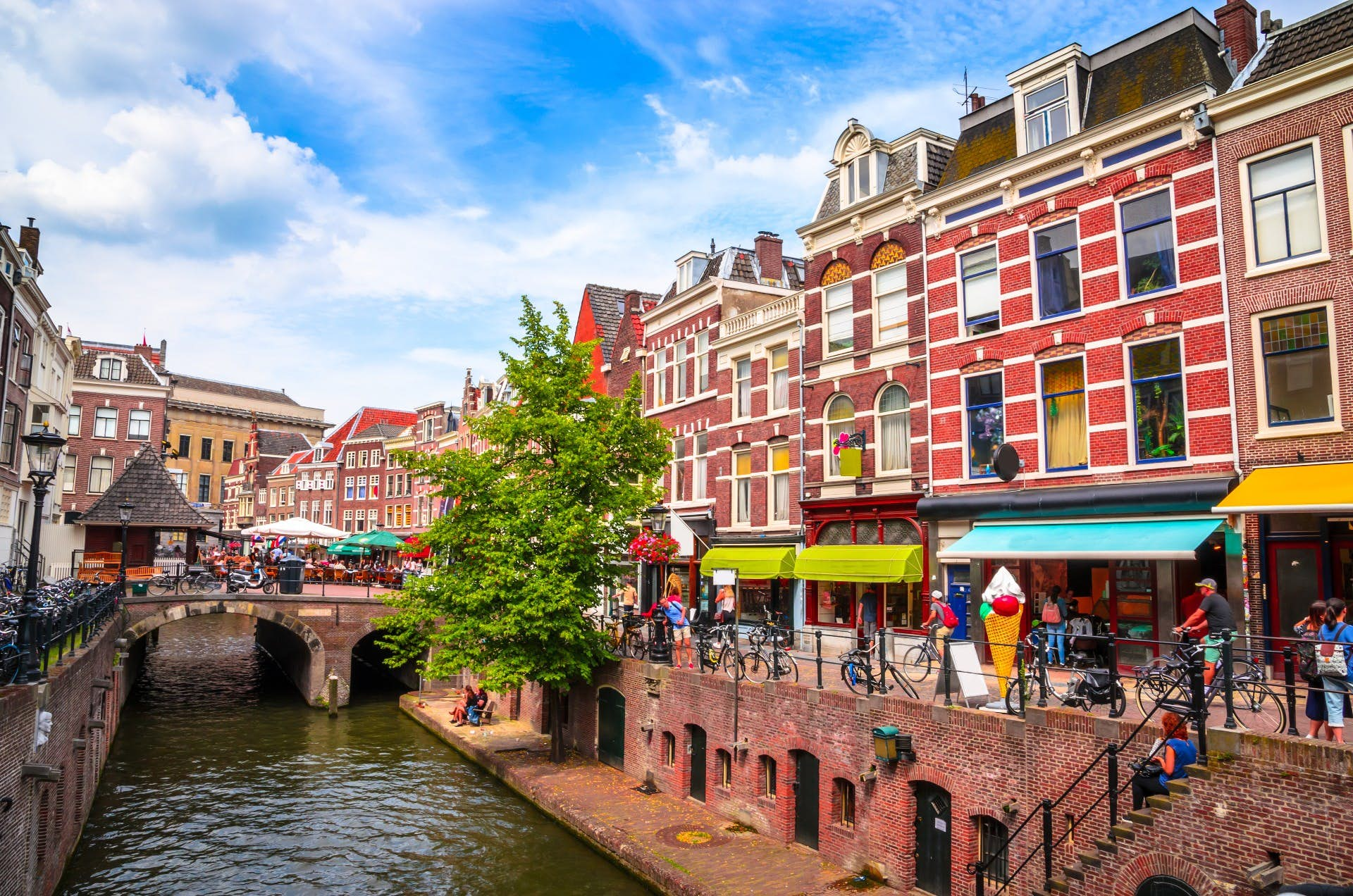 Utrecht Highlights: The 7 wonders of the city image