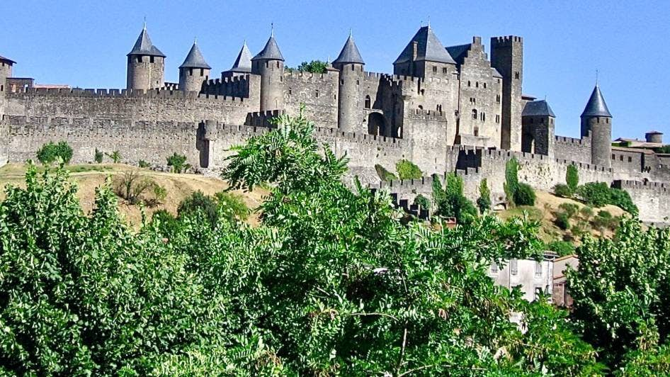 Medieval Carcassonne: Ghosts of The Citadel image