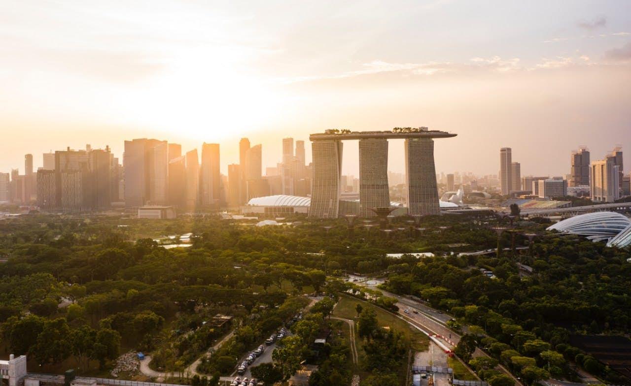 Singapore City Centre: Time Travel Quest image