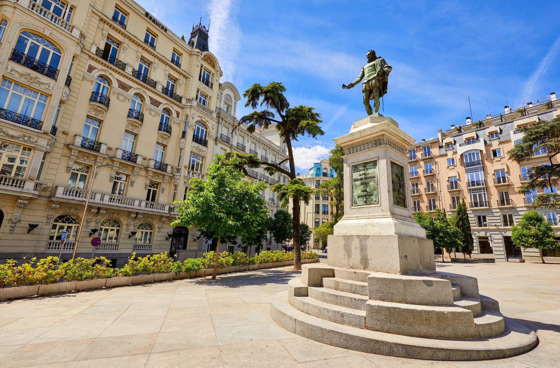 Hidden Gems of Madrid: Don Quixote image