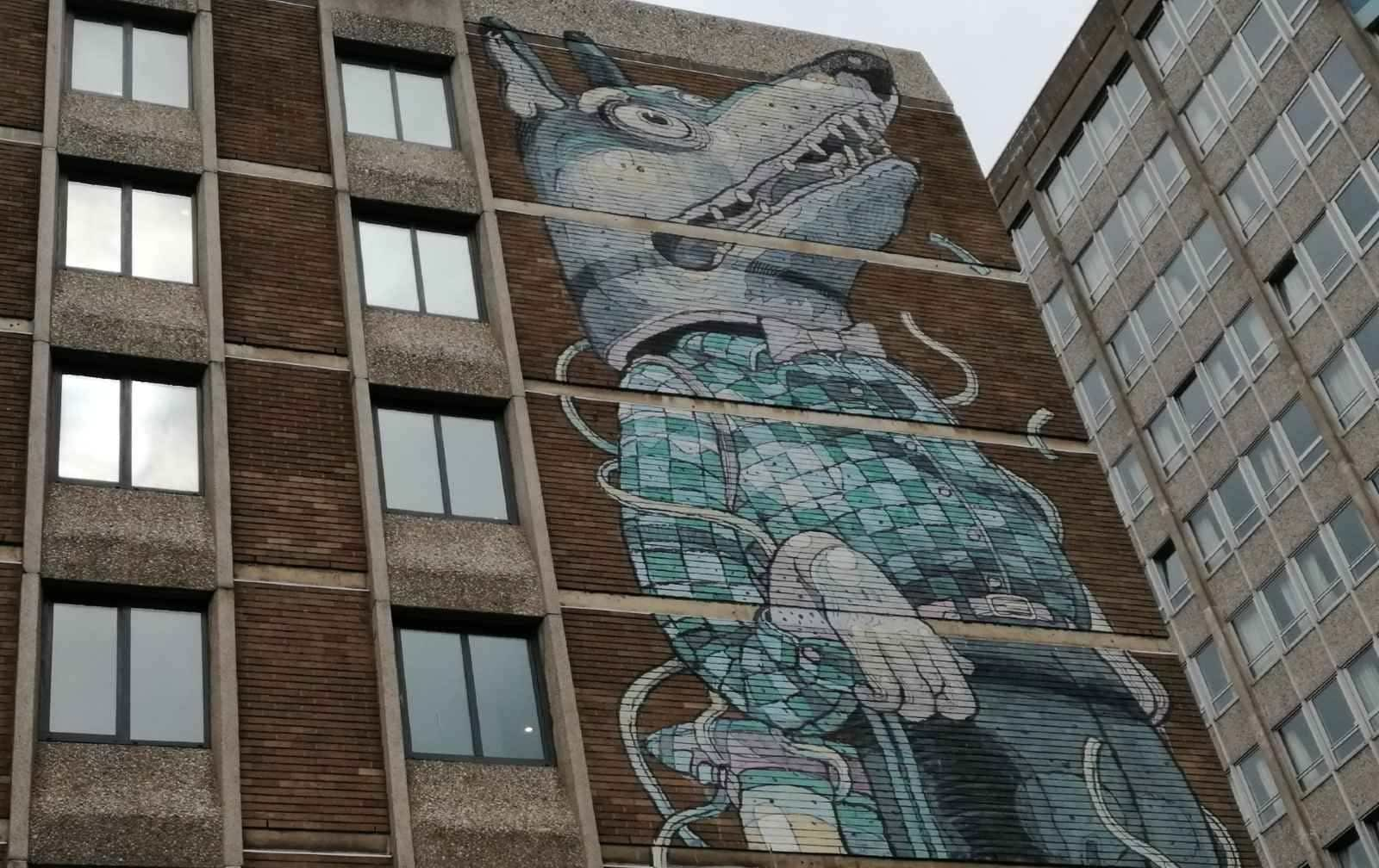 Street Art Bristol: From Banksy to the Capital of Grafitti image
