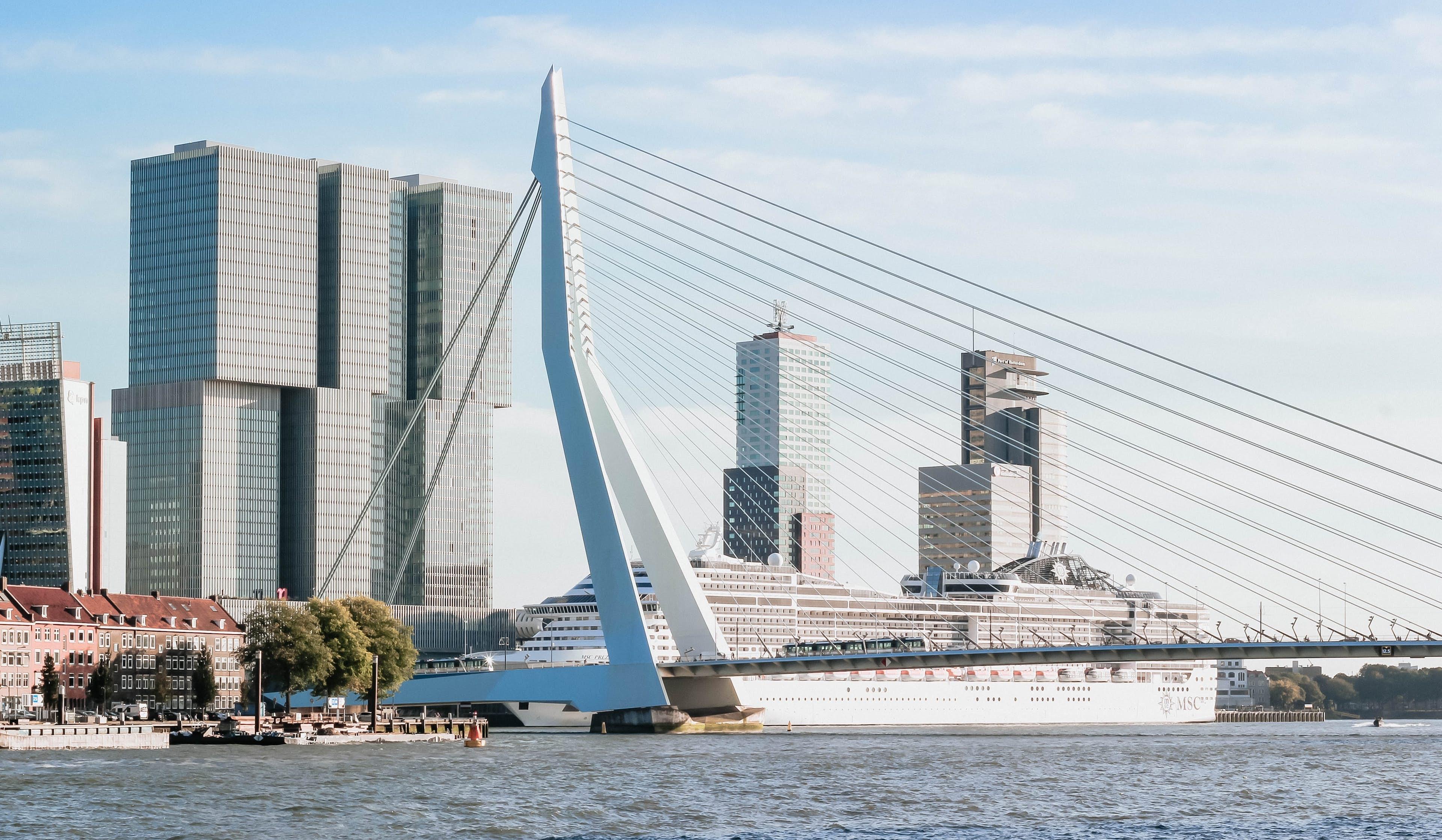 Modern Rotterdam image