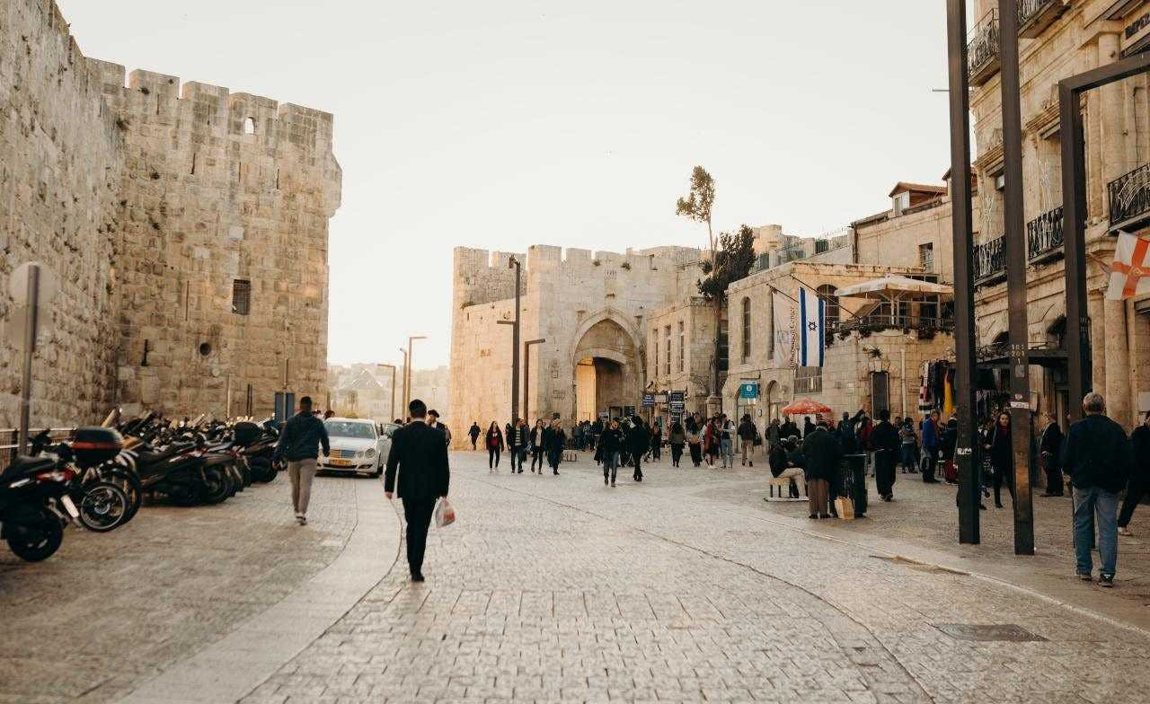 Highlights of Jerusalem: Clash of Cultures (TEST MODE) image