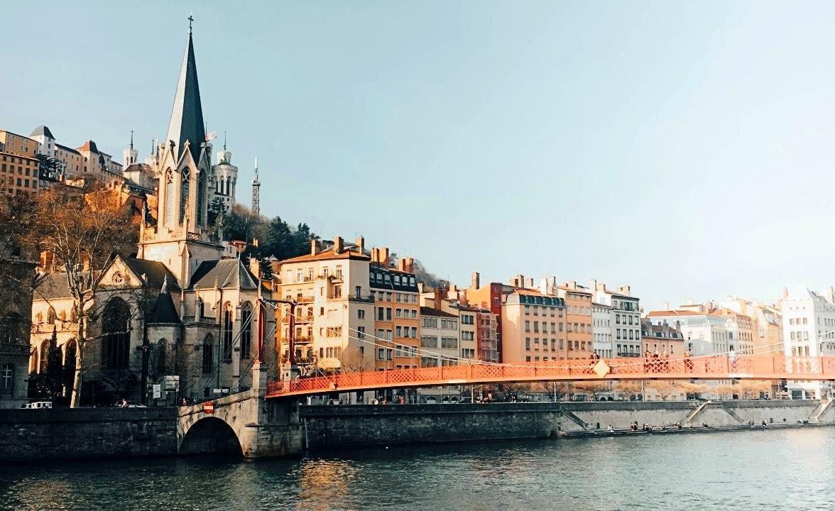 Lyon Old Town: Escape the Nazi image