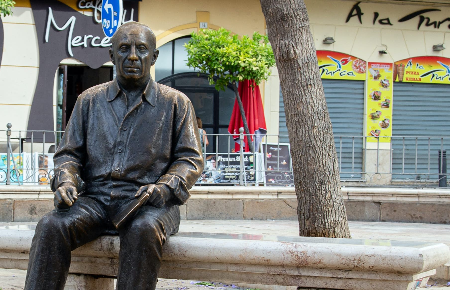 Picasso's Malaga (QUEST IN TEST MODE) image