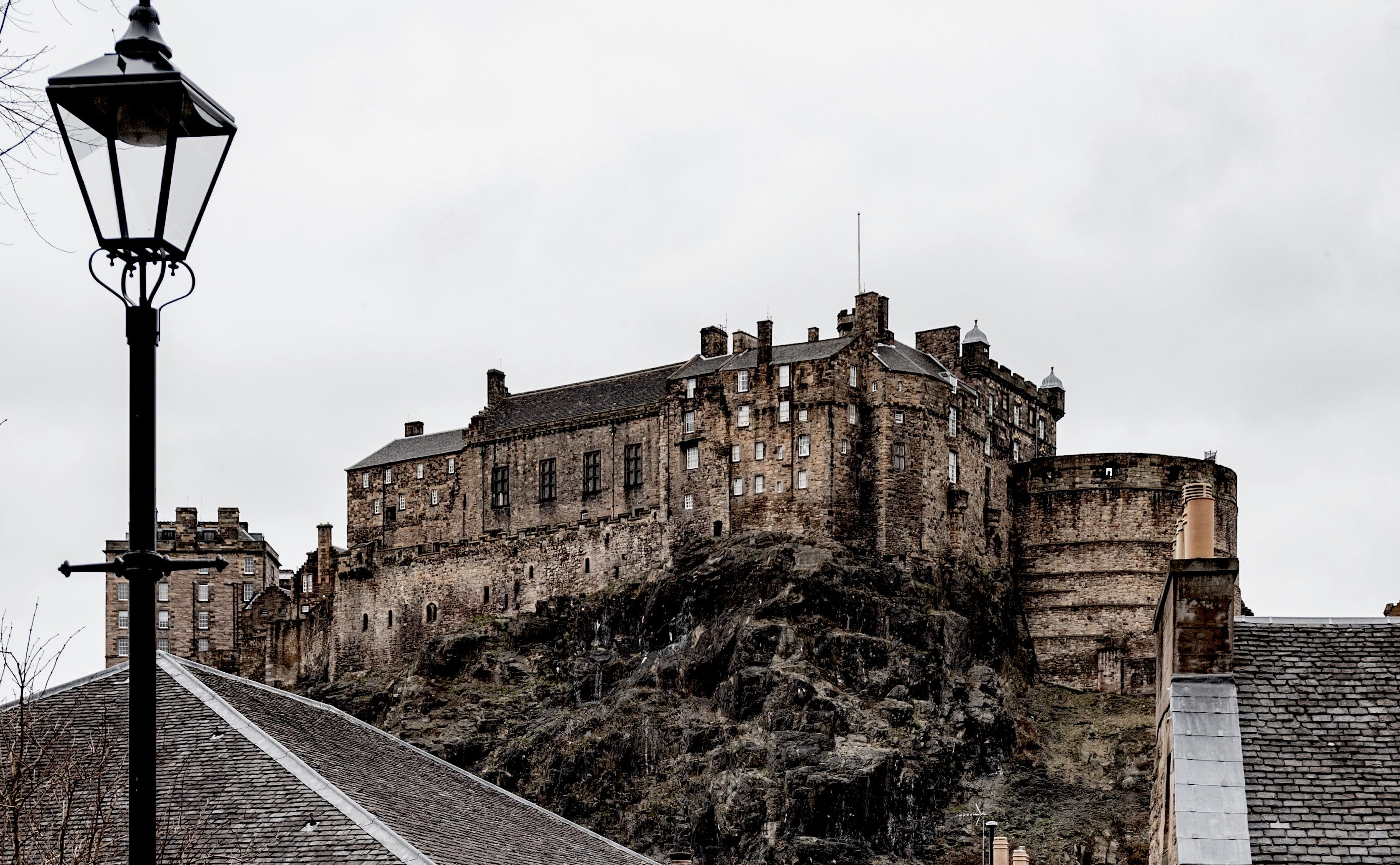 Ghosts of Edinburgh: A Bloody Past image