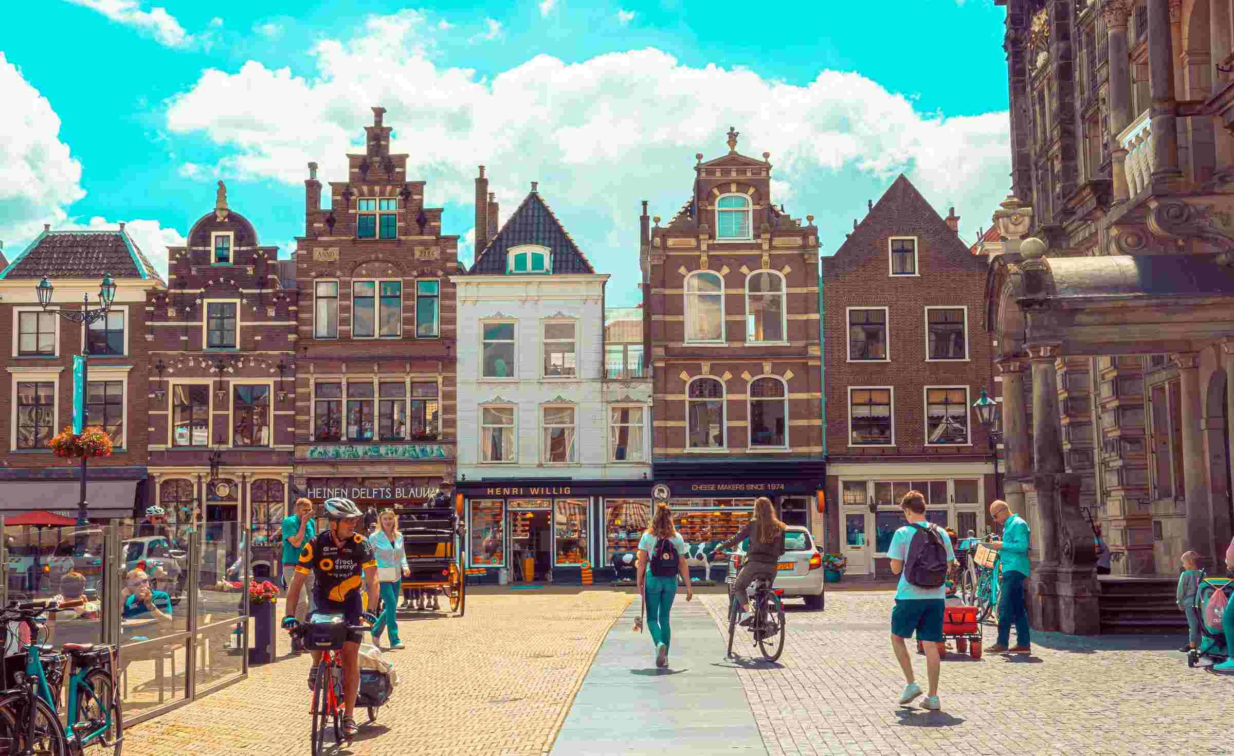 Highlights of Delft: The Blue's Clues image