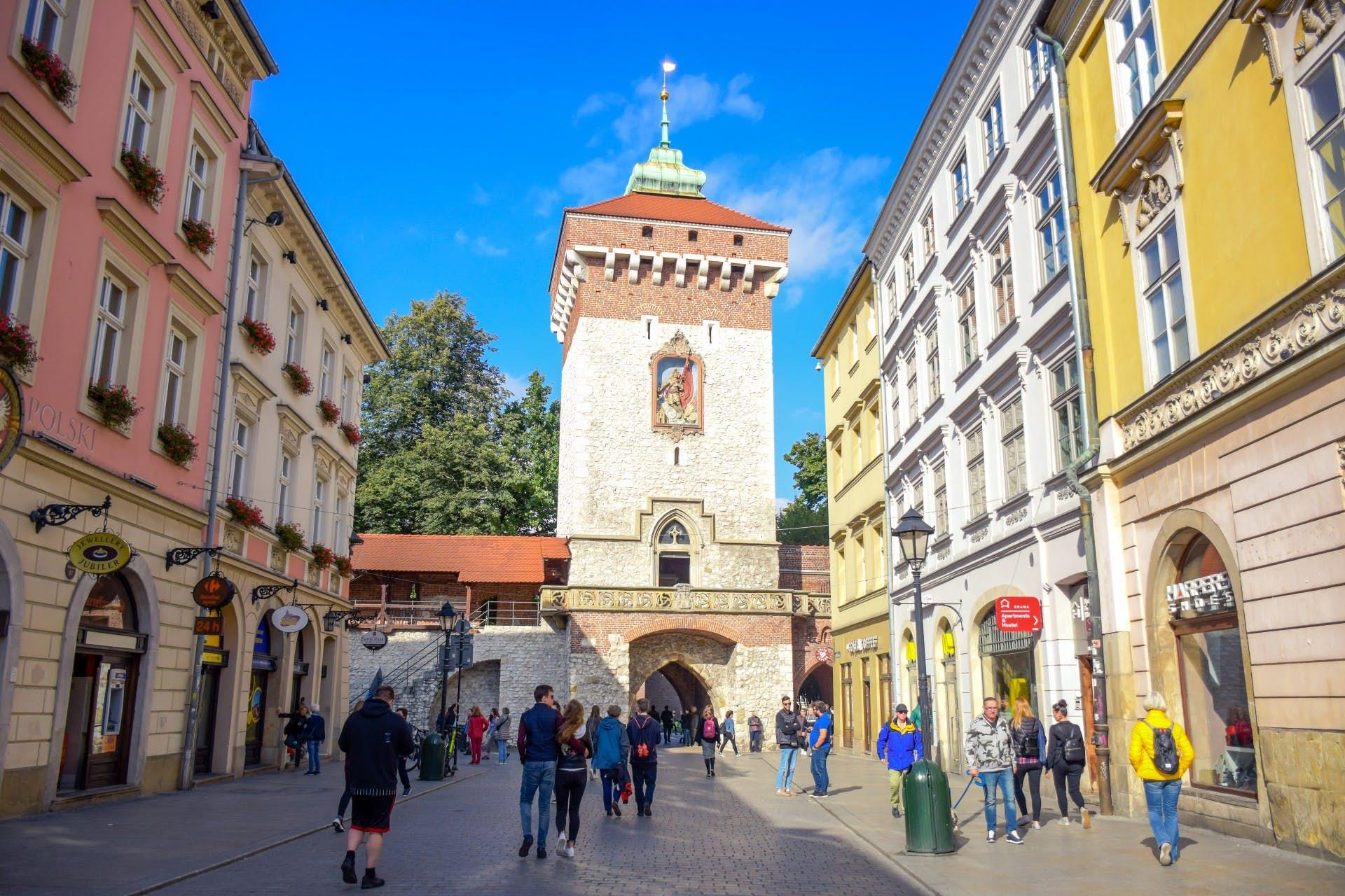 Old Town Krakow: Myths & Legends image