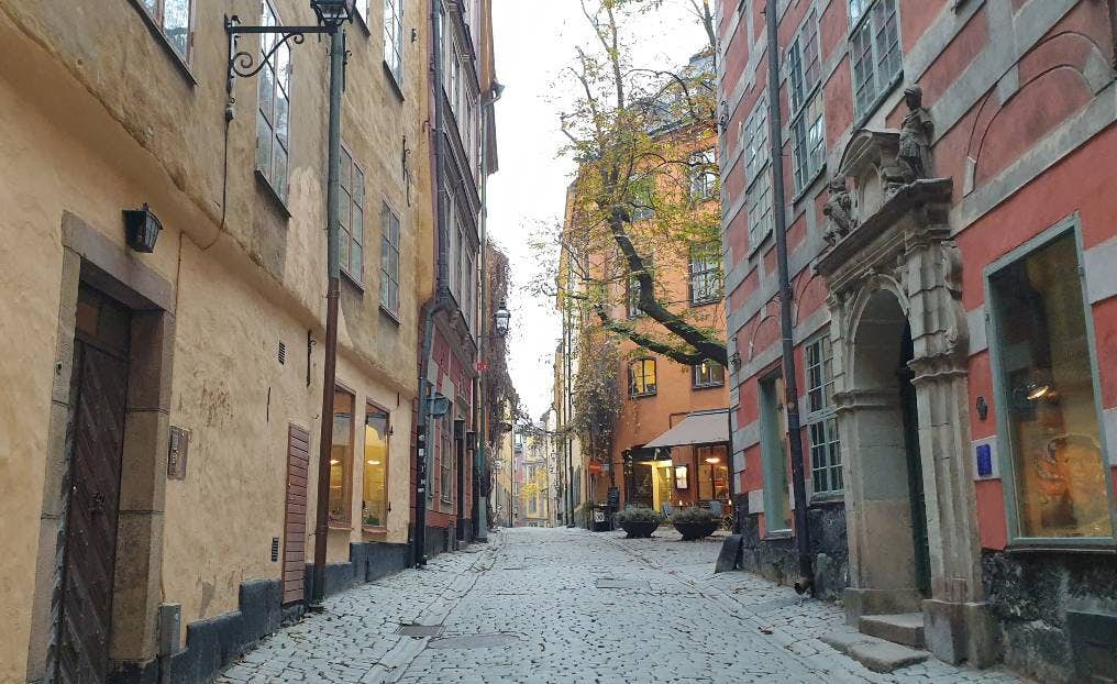 Stockholm's Old Town: Troll Escape image