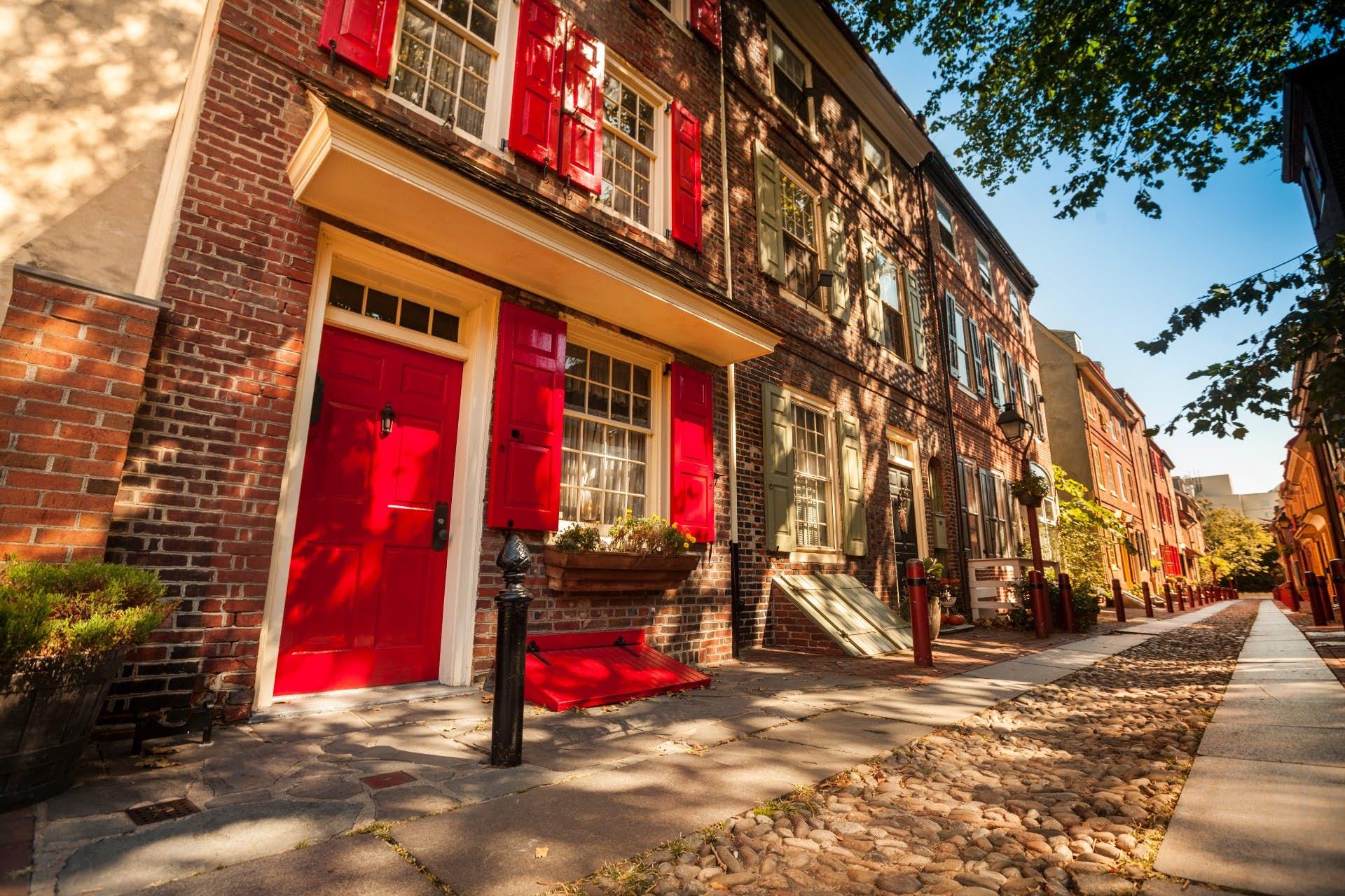 Philadelphia Old Town: Solve the Case image