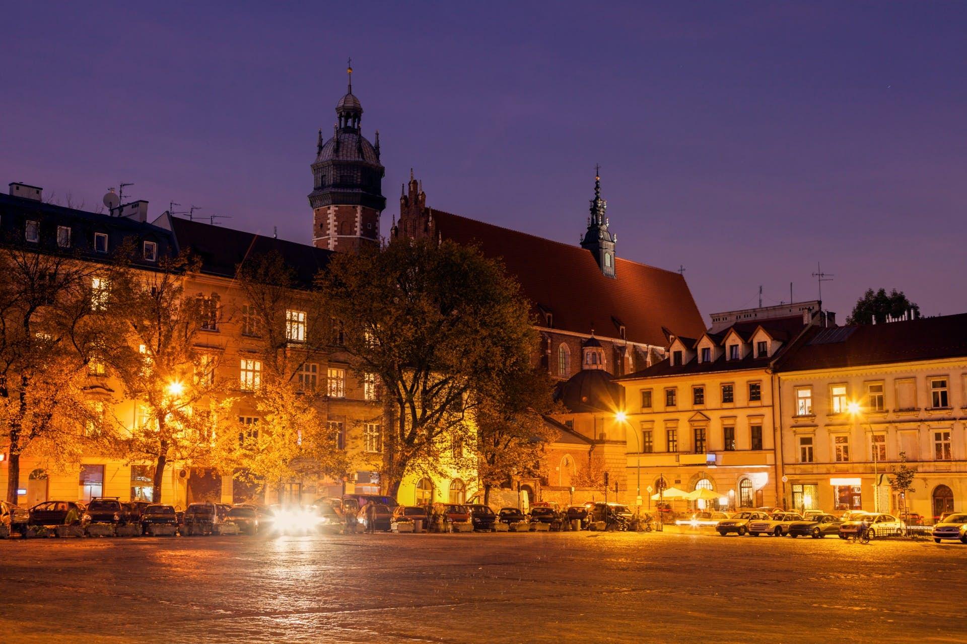 Jewish District Krakow: Magic of Past & Present  image