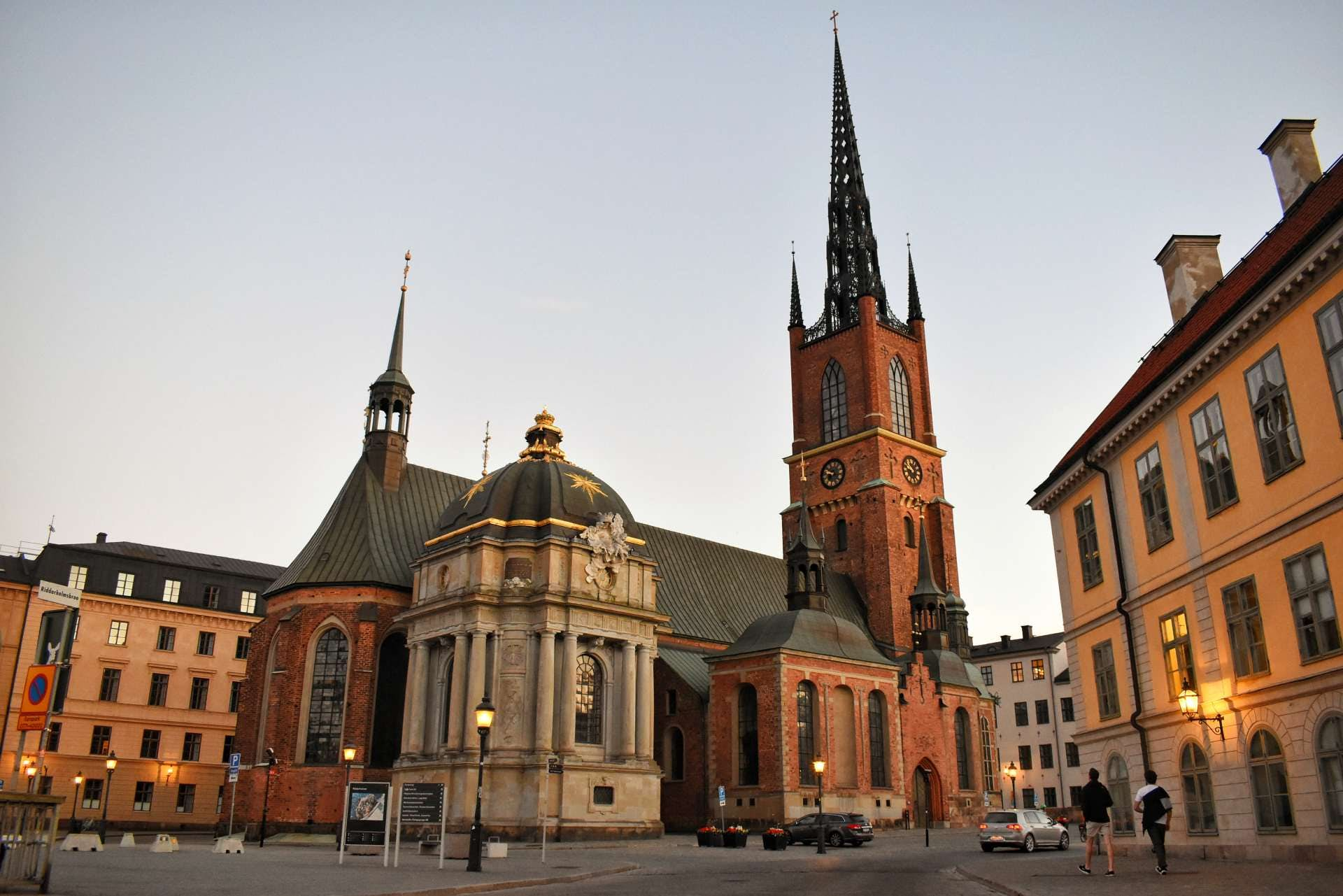 Haunted Stockholm: Paranormal Streets image