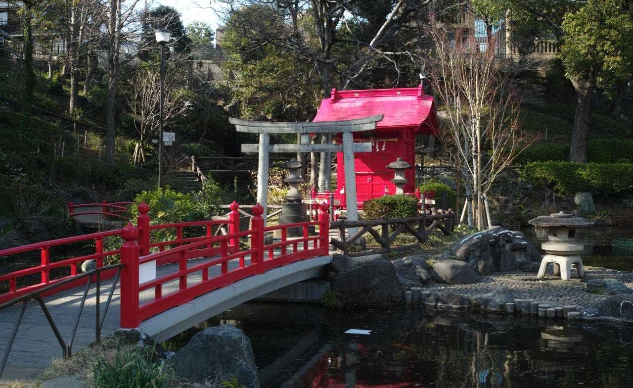 Old Town Tokyo: Shoguns, Geishas & Samurais (QUEST IN TEST MODE) image