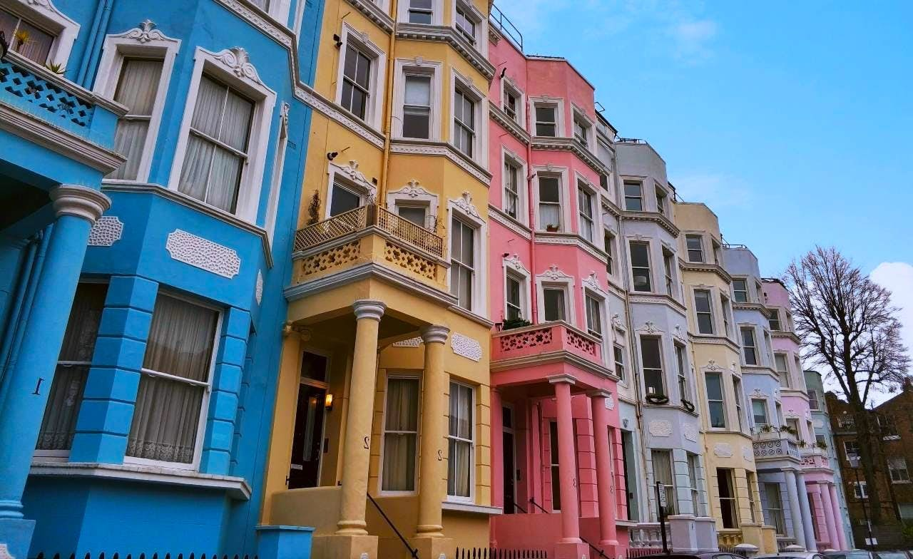 Iconic Notting Hill: Love in London image