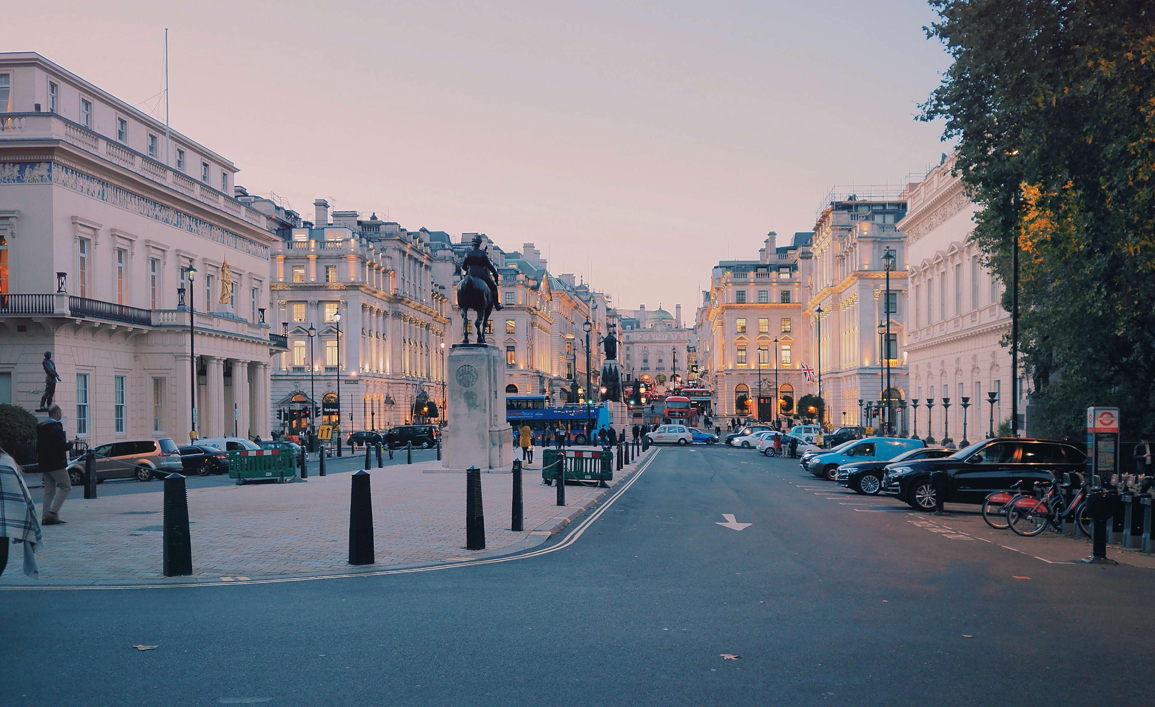 London's West End: World at War (TEST MODE) image