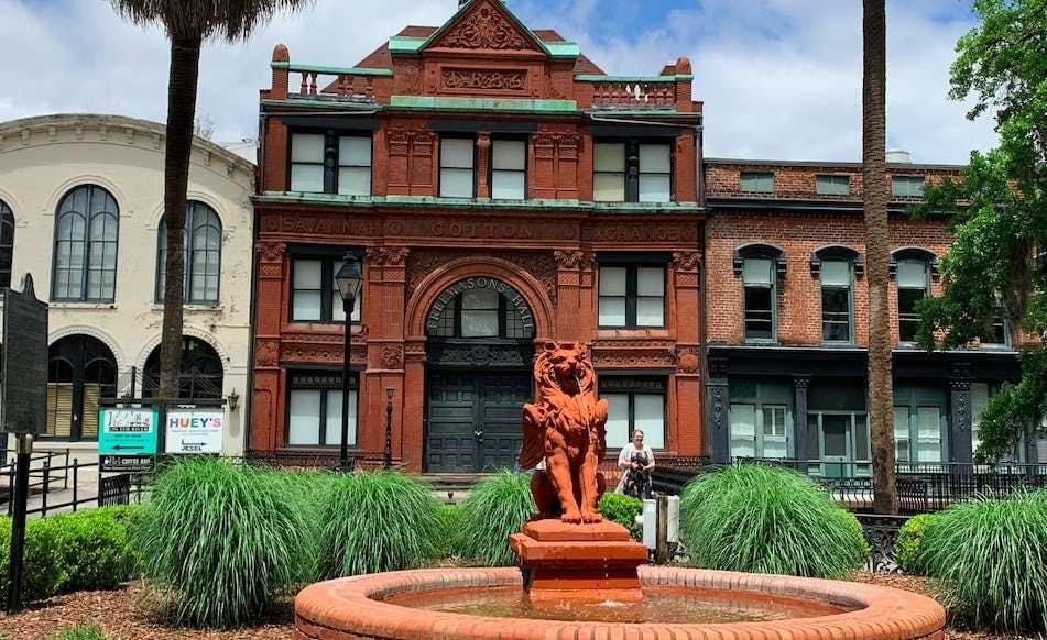 Savannah Waterfront image