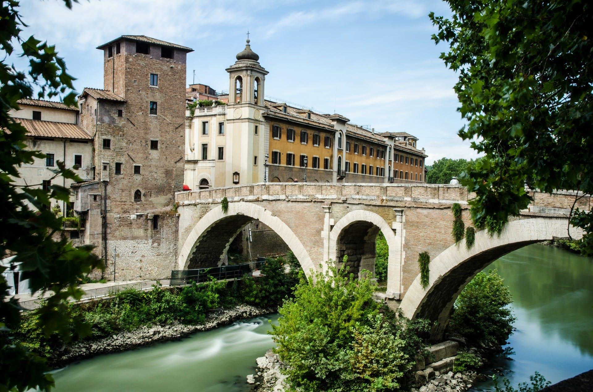 Hidden Gems of Trastevere Rome: Return Home image