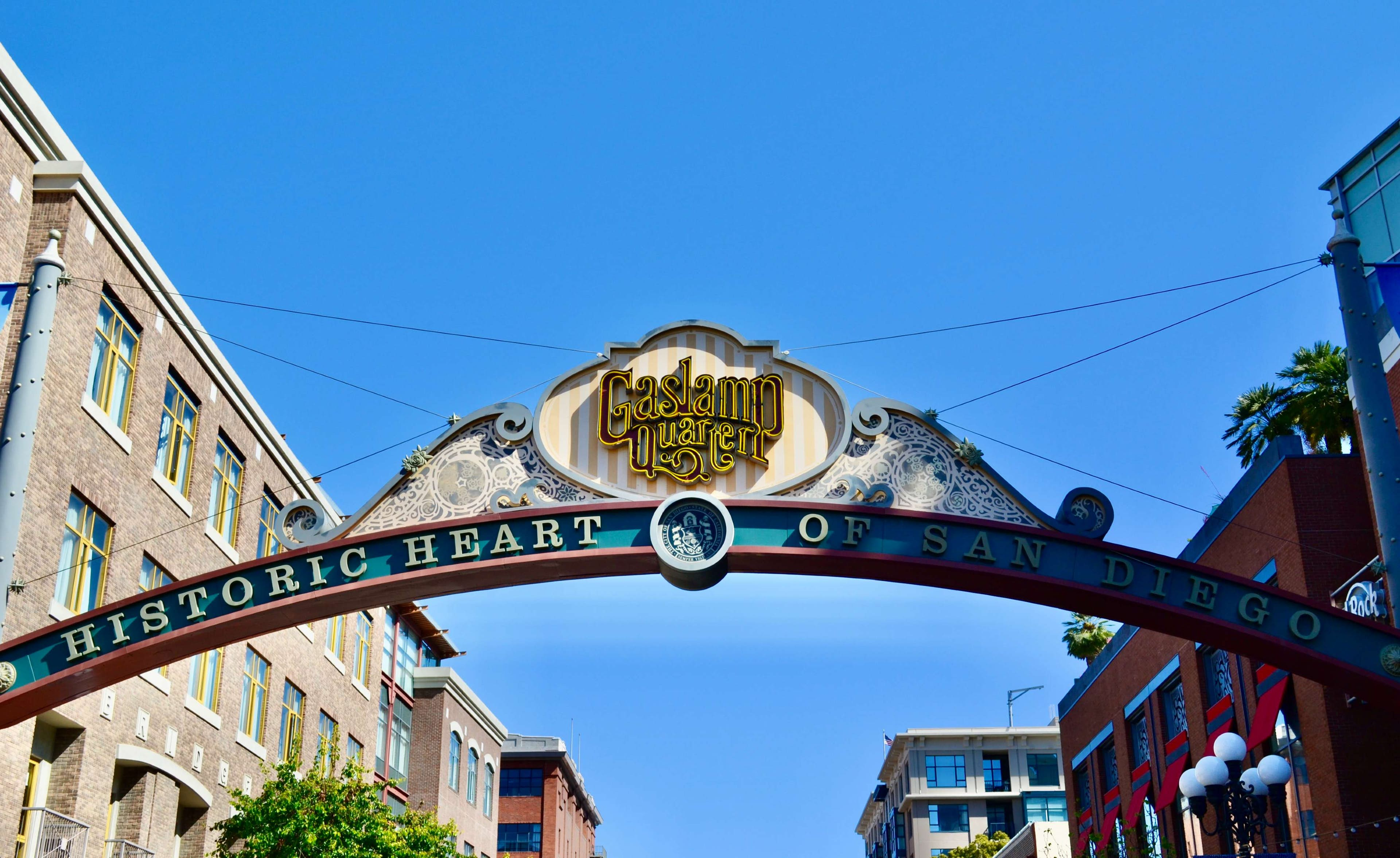 San Diego - Gaslamp Highlights (QUEST IN TEST MODE) image