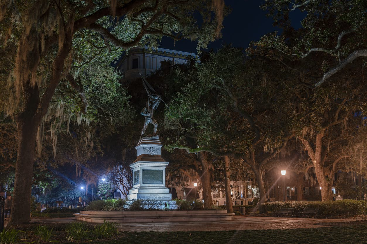 Haunted Savannah: Paranormal Spots (QUEST IN TEST MODE) image