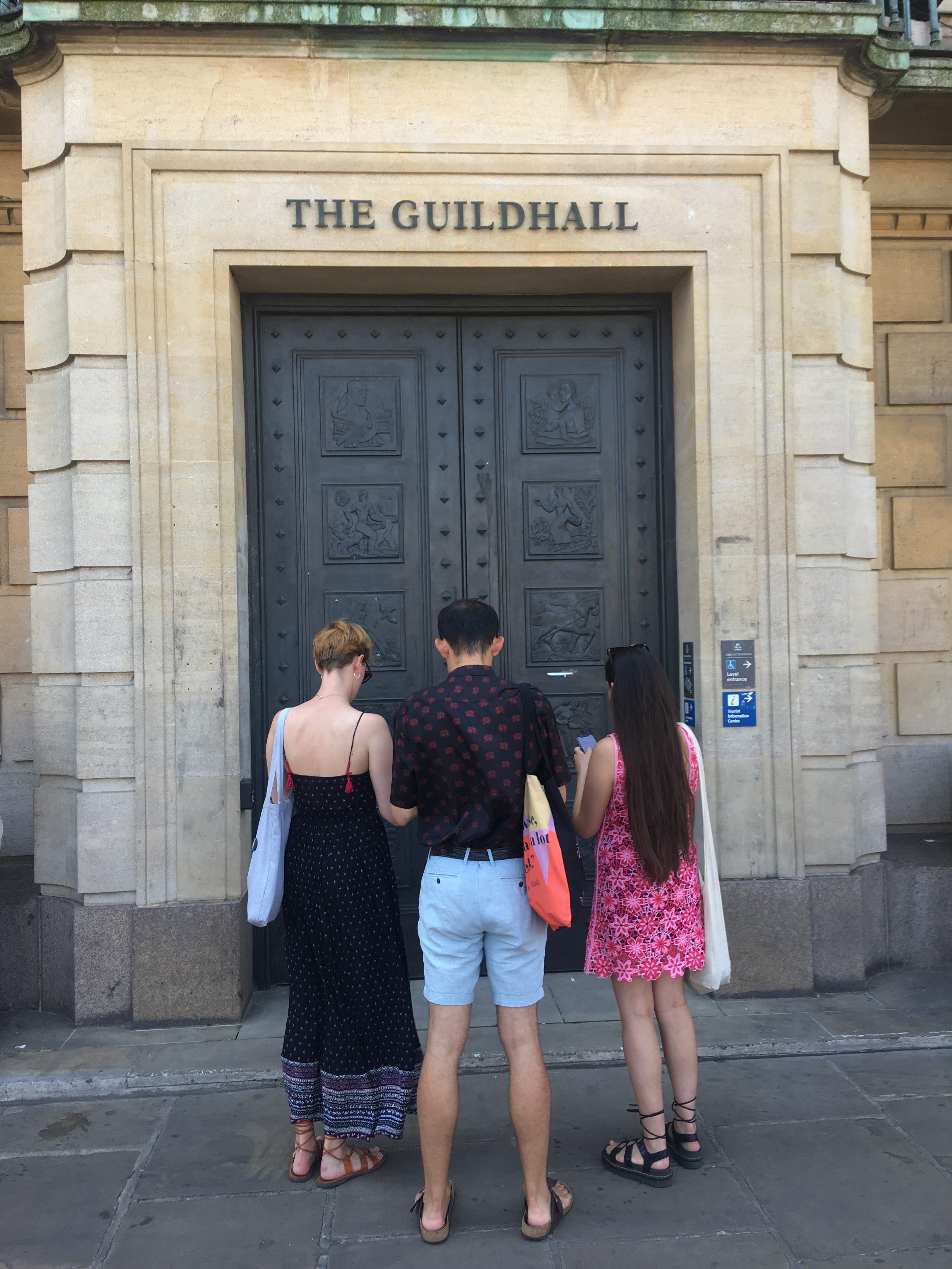 Highights of Cambridge: In the Footsteps of Famous Alumni [QUEST IN TEST MODE] image