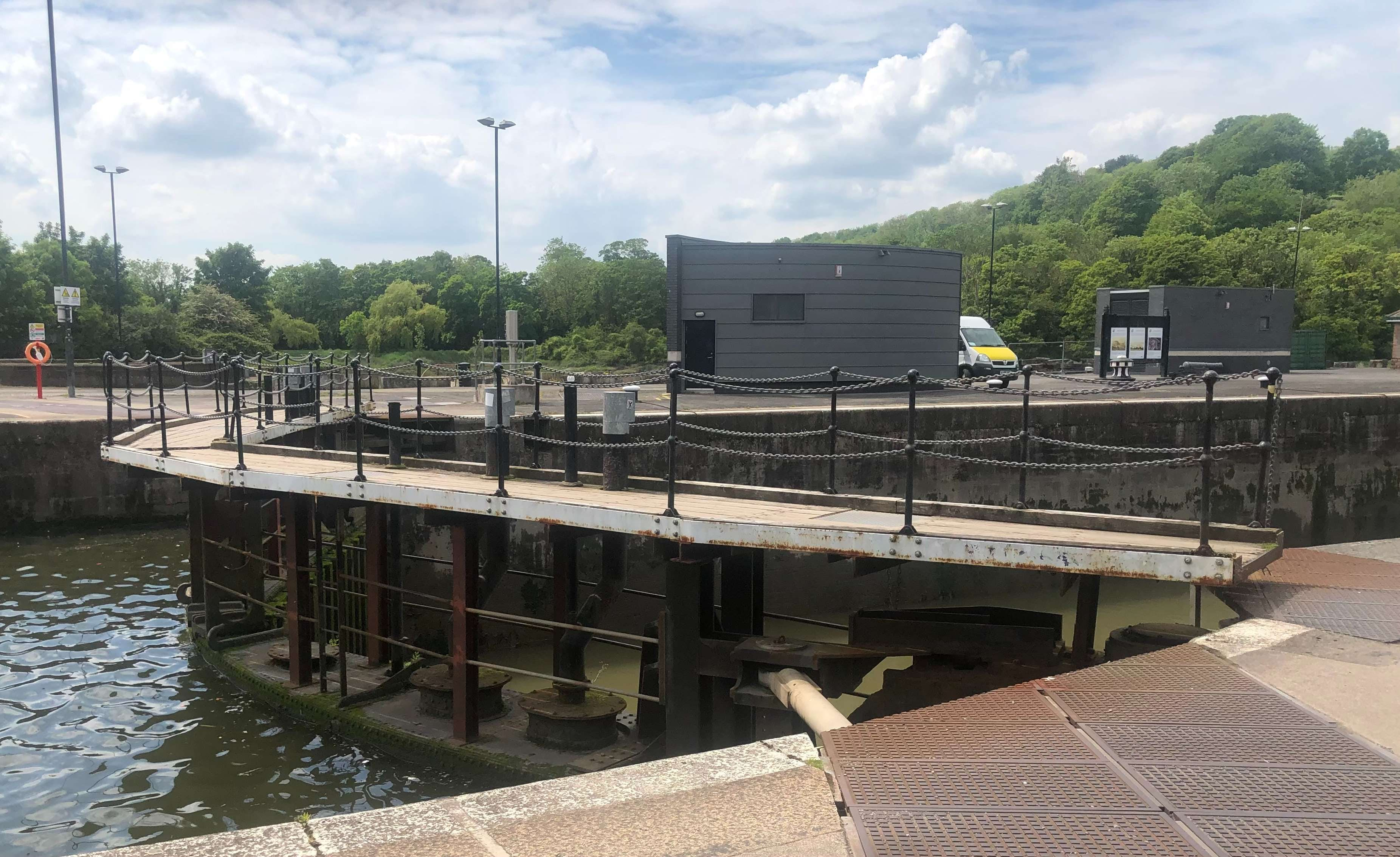 Waterfront Bristol: The Views & History image
