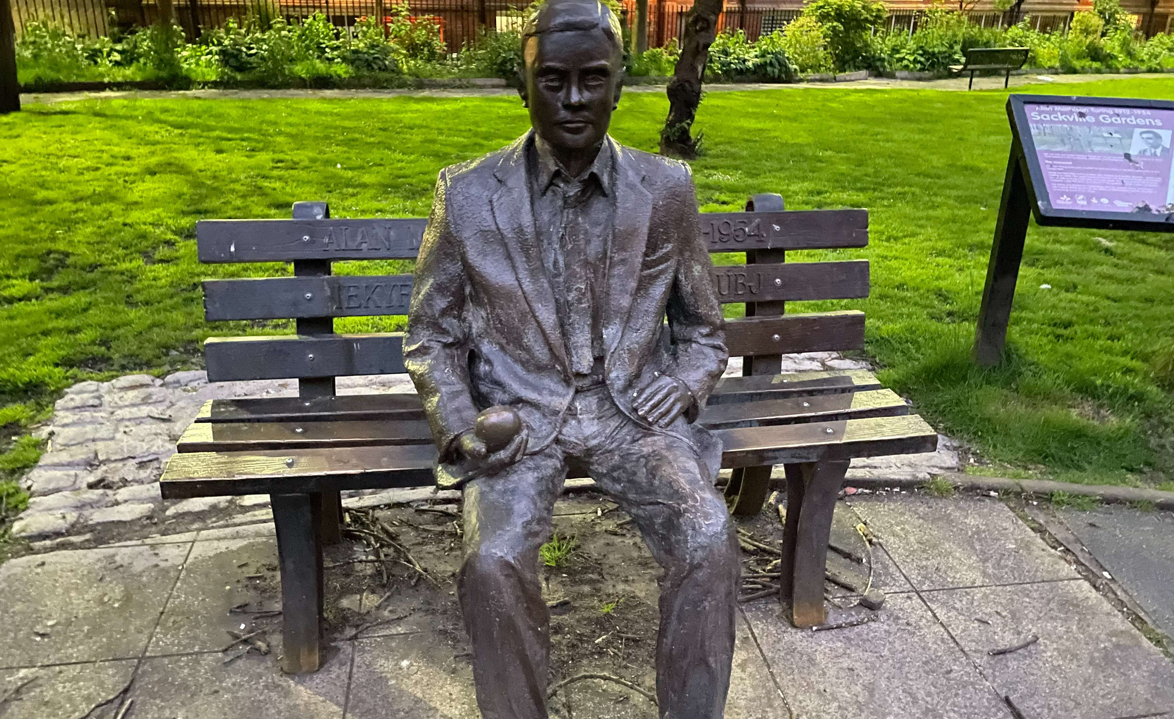 Alan Turing's Manchester: The Hidden Cause (QUEST IN TEST MODE) image