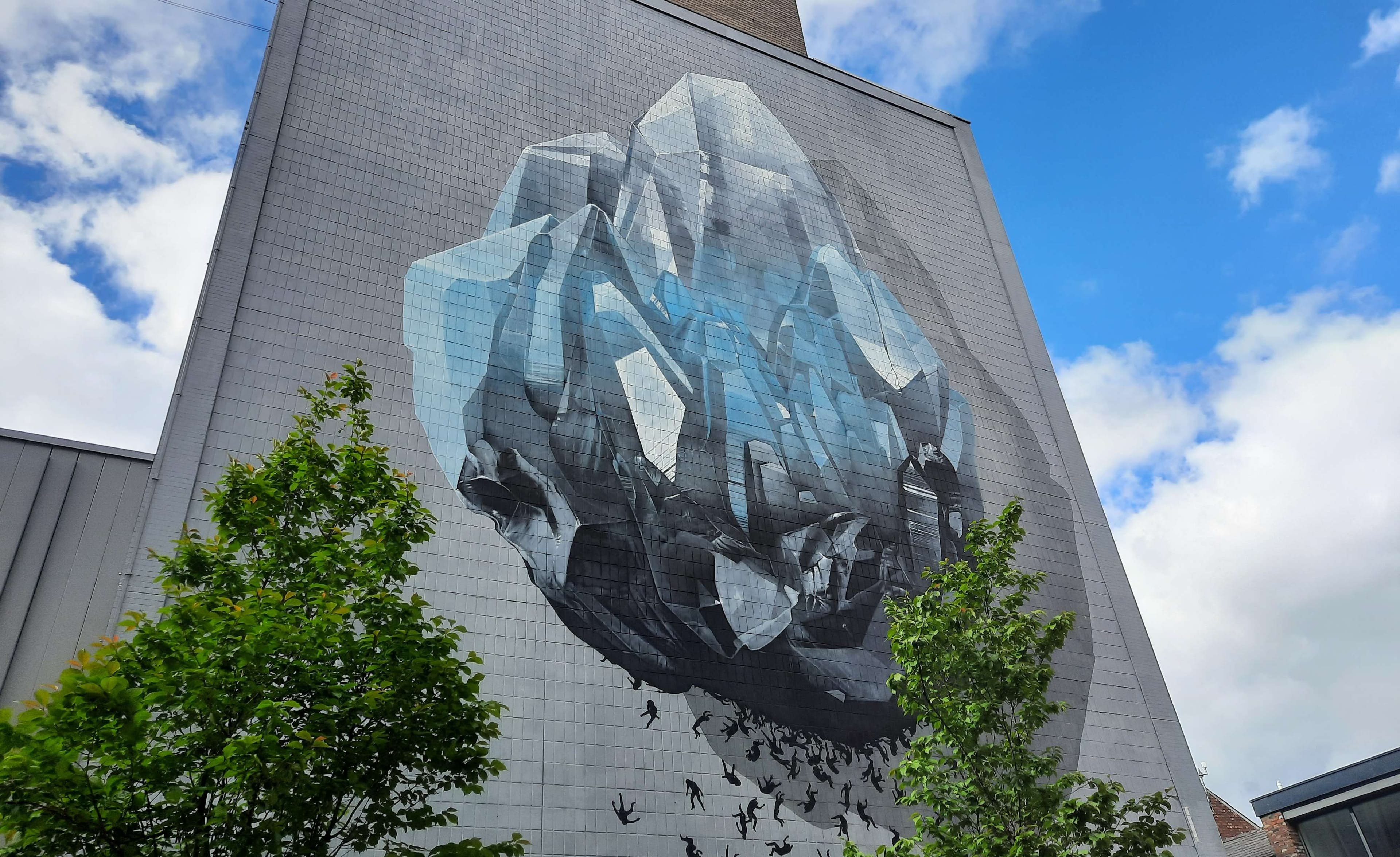 Northern Quarter of Manchester - Street Art and Highlights (QUEST IN TEST MODE) image