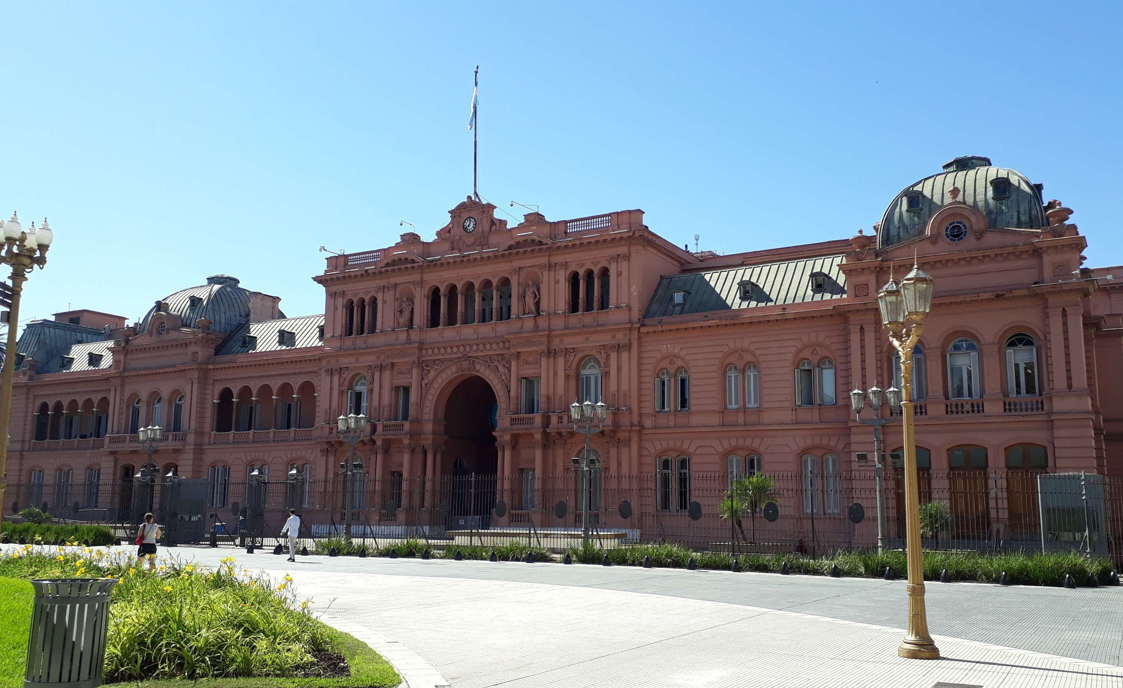 Historic Buenos Aires (QUEST IN TEST MODE) image