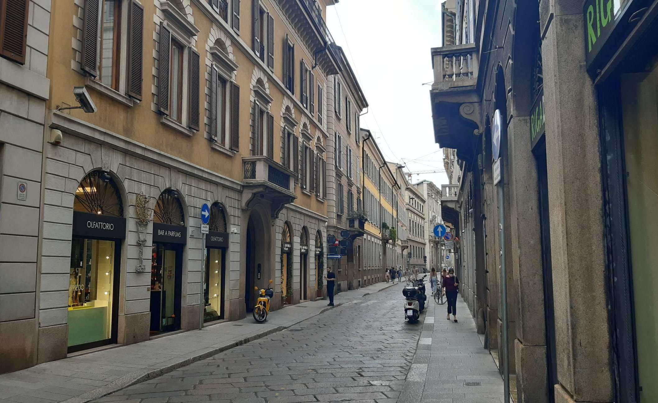 Milan Mystery: A new Art Thief in Brera (QUEST IN TEST MODE) image